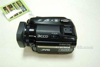 3CCD旗舰硬盘DVJVCMG505再降现6550