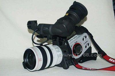 可换镜头专业DV佳能XL2价走低售28800