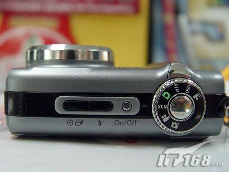 DC也玩高清摄像全手动柯达Z1275仅2030