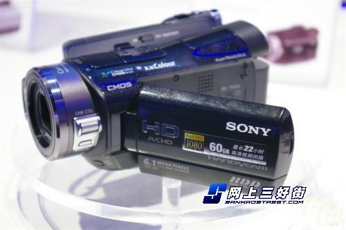 内置60G硬盘索尼高清DVSR7E降至9100