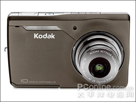 触摸屏+高清录像柯达一口气发布9款DC(4)