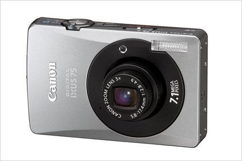 时尚汇聚的选择轻便卡片数码相机推荐(6)
