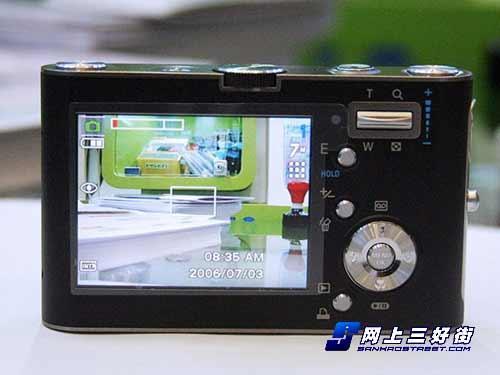 奢华相机也廉价三星NV3全套仅需1580元