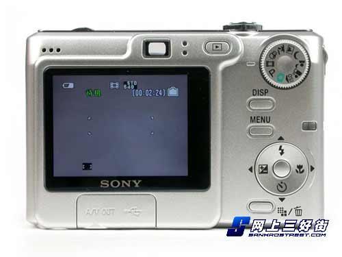 家用相机最佳选索尼W35送1G棒仅需1070