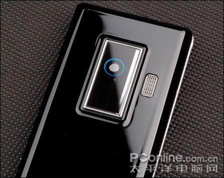 精美时尚步步高镜面宽屏音乐手机i8评测(2)