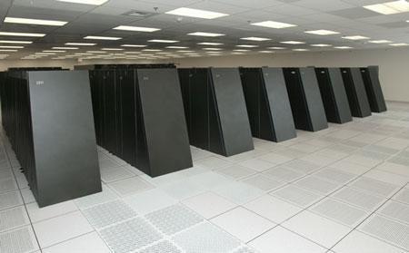 科学家打造最大计算机精确预报全球天气(图)