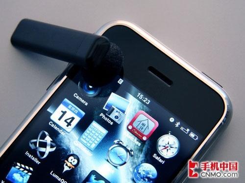 官方出品苹果iPhone专用蓝牙耳机图赏