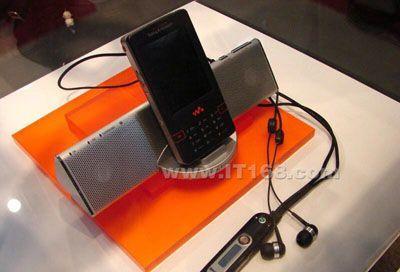 4G海量内存索爱智能音乐W958c仅2020