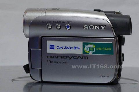 谁说买不起磁带DV索尼HC28E只需1888元