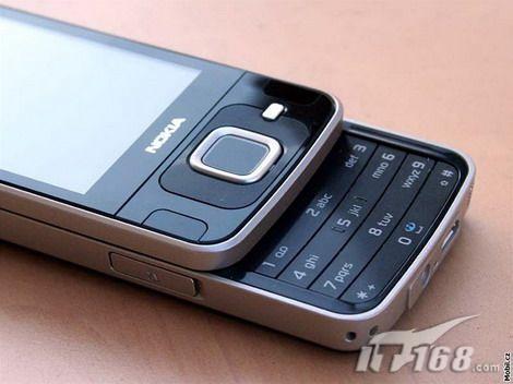 16GB内存诺基亚智能滑盖N96真机解析