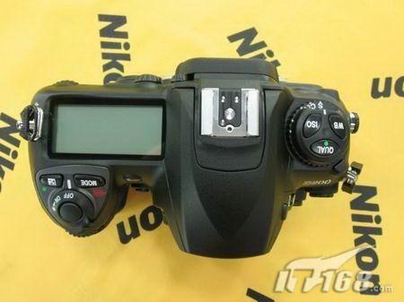 专业单反悍将尼康D200终于破万售9850元