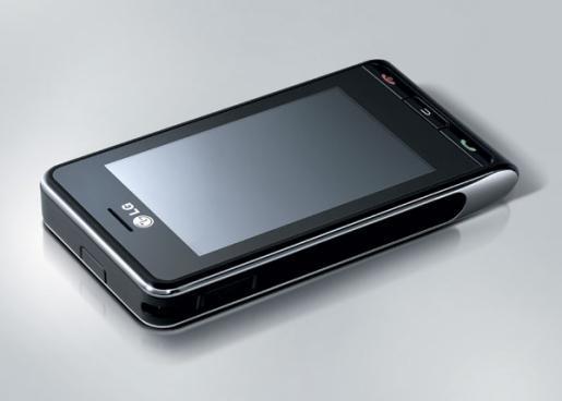500万像素LG超大触摸屏KE998图赏
