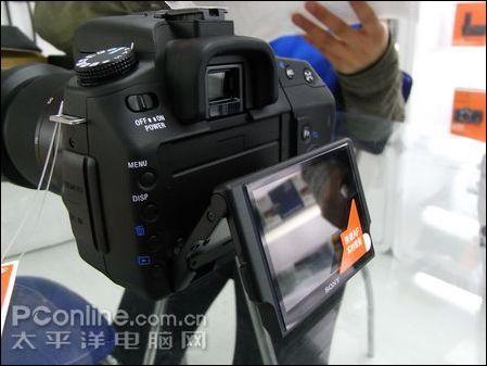 真机实拍索尼α350到货上海抢鲜图赏(3)