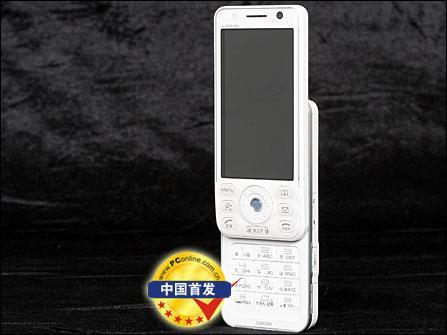 内置动作感应器三菱电视手机D905i评测