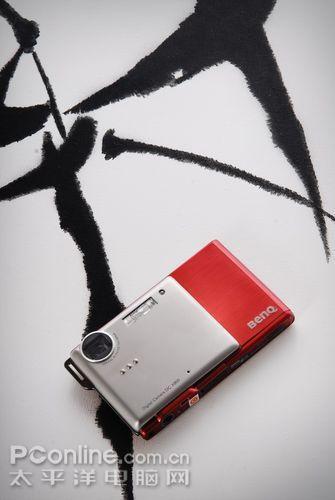 全球最薄的相机BenQ禅驿X800创意图赏