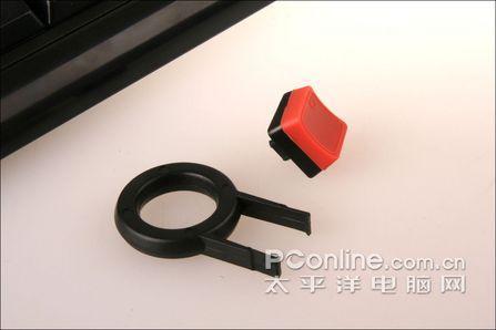 拆解最牛防水键盘双飞燕G300大禹治水评测(4)
