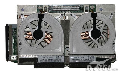 两块8800MGTX显卡戴尔M1730性能实测(3)