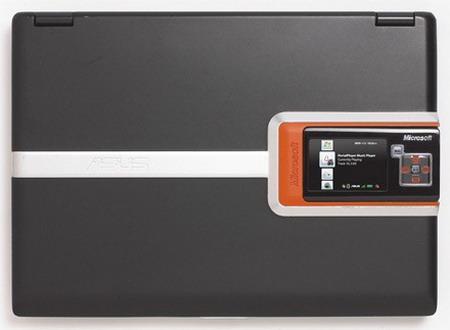 支持双屏显示明基Q41笔记本电脑评测