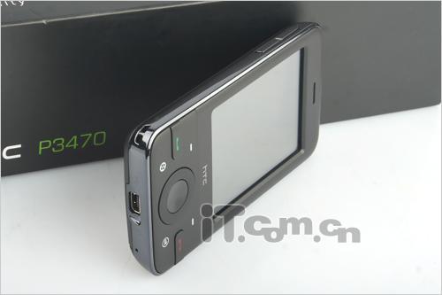 平民GPS智能机HTC直板P3470睿智图赏