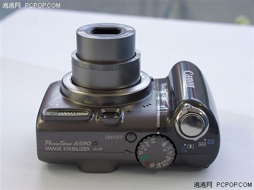 佳能A系列新款手动防抖DCA590IS促销
