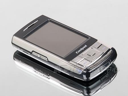 商务功能强大酷派GPS导航手机7360评测