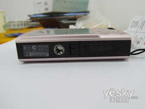 800万像素光学防抖佳能IXUS80售1950