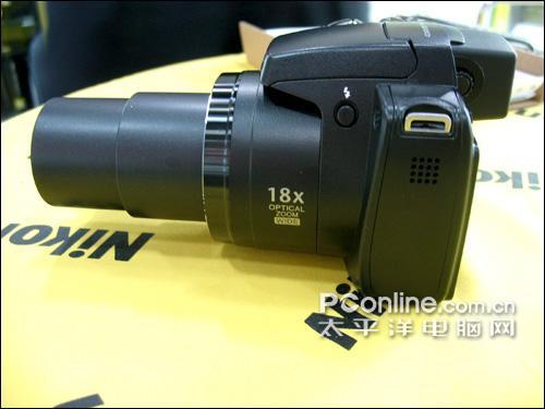 18倍长焦便携DC尼康P80现报价2980元