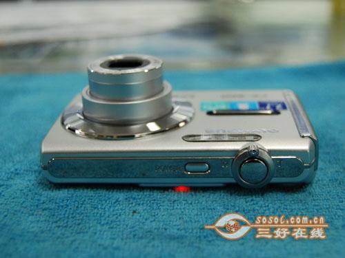 入门级数码相机奥巴FE-320仅售1350元