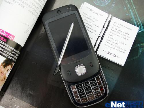 圆润时尚多普达滑盖智能机S600评测(9)