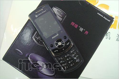 为中国奥运加油 三星奥运手机J708登场_手机