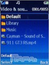 简约之美O2翻盖音乐手机COCOON评测(8)