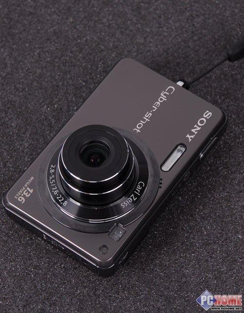 1360万像素卡片机索尼高端理念W300评测