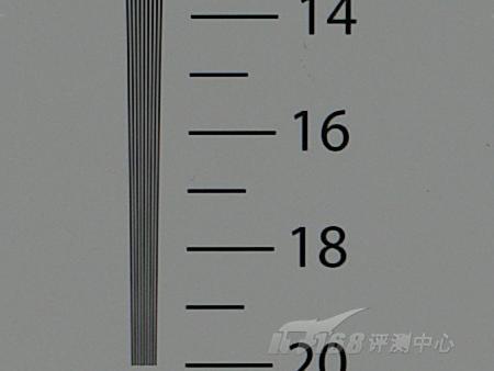 褪去低端的外衣宾得新单反K200D评测(14)