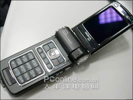 拍照功能强诺基亚翻盖智能N93仅2850