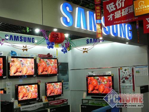 市场占有率不低韩系畅销平板电视搜罗