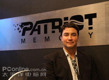 博帝总裁PaulJones:发力中国市场