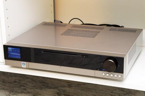 华硕展示MCPC多媒体电脑AsusA31L