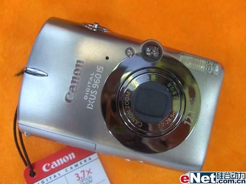 钛金属卡相机佳能IXUS960套餐价2820