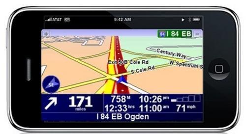 比山寨货还便宜iPhone终实现GPS导航
