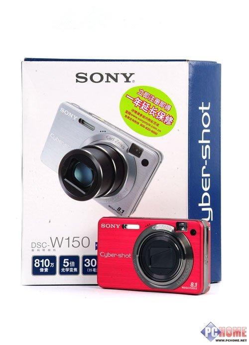 入门价格带来高品质索尼W150简要评测