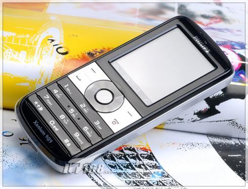 电力持久飞利浦小巧双卡手机9@9V评测
