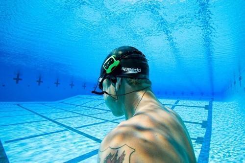 水深3米可工作顶级游泳品牌推出MP3
