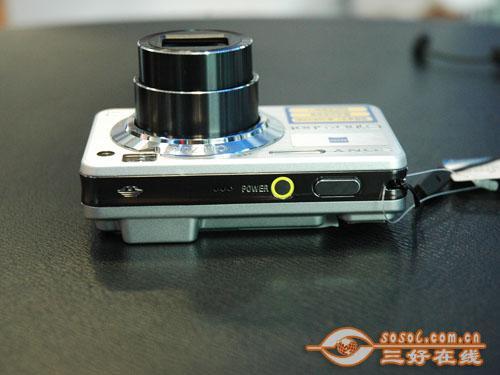 千万像素28mm广角索尼卡片机W170跌百元