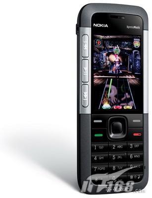 第七种色彩诺基亚5310银色版正式登场