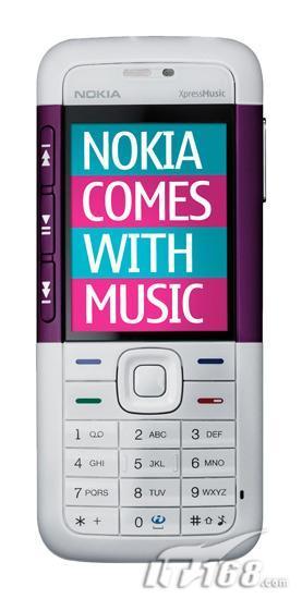 音乐免费下载诺基亚5310XM新版本登场