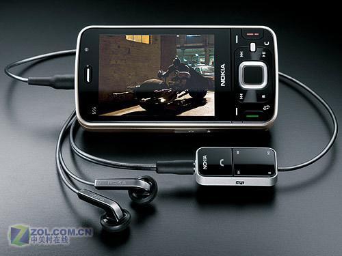 全能王者诺基亚N96视频播放能力测试