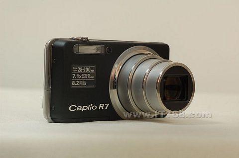28mm广角7倍长焦理光R7最新报价1650
