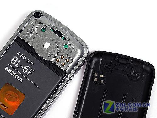支持彩壳更换诺基亚全能N79功能试用