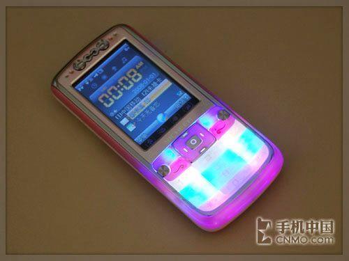 五彩跑马灯 亿城实用手机ls3168评测(2)