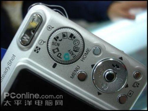 千万像素广角DC索尼W170低价仅1700元